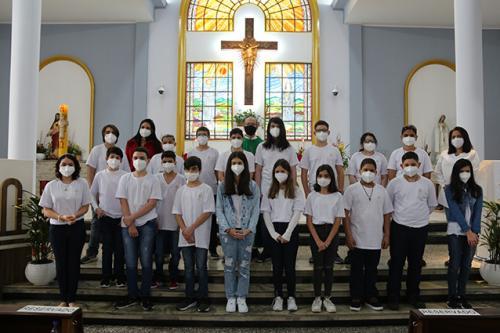 1ª Eucaristia - 20-06-2021