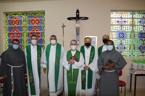 Missa Conventual em Intenção aos Benfeitores do SOS Vocações - 11-09-2021