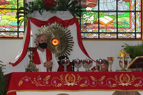 Missa Solene Festa do Bonfim - 12-09-2021